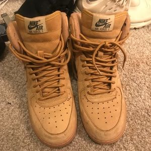 Wheat airforce 1s